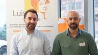SV-Lehrerteam 2018/19: Herr Otto und Herr Dogan